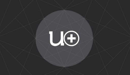 U+O logo