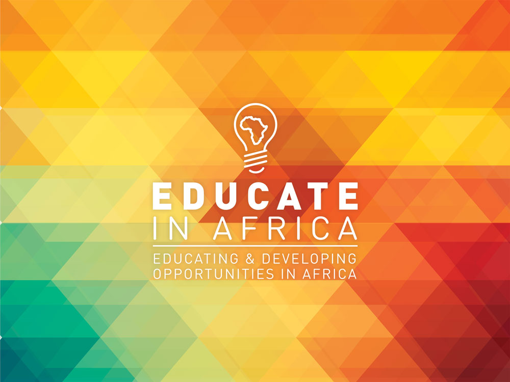 Educate in Africa - 1 of 4