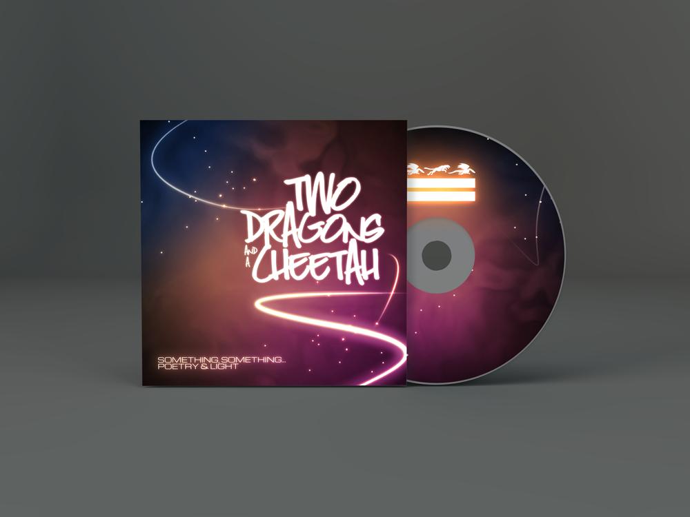 Two Dragons & A Cheetah - Album Artwork