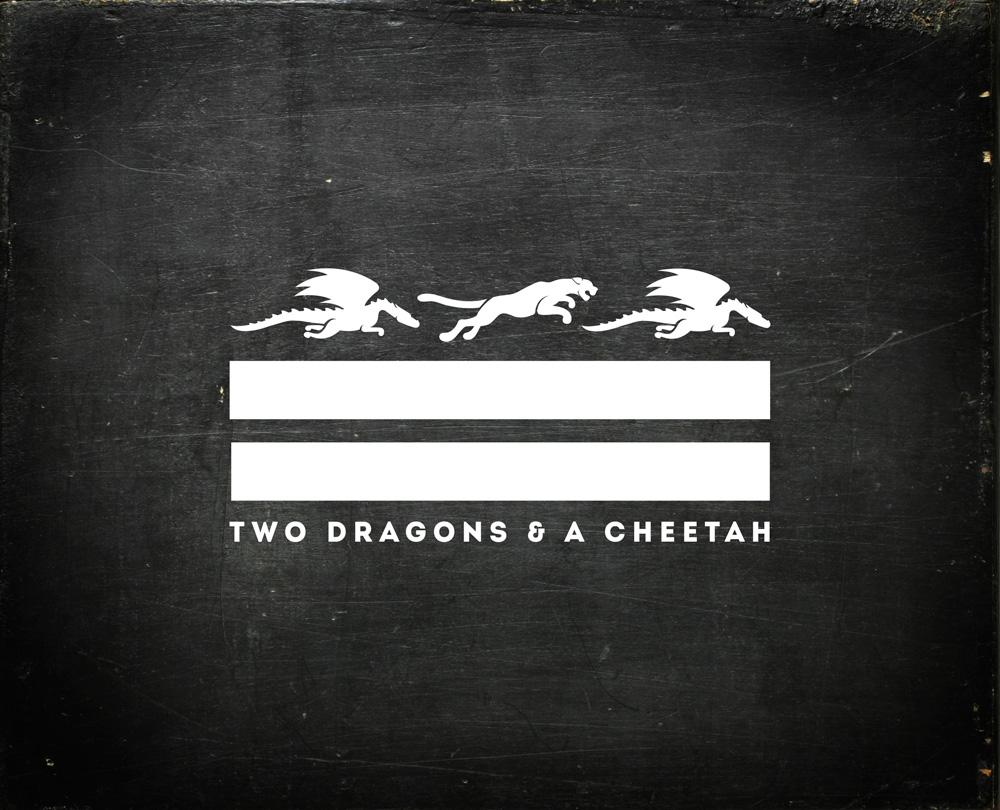 Two Dragons & A Cheetah - Logo
