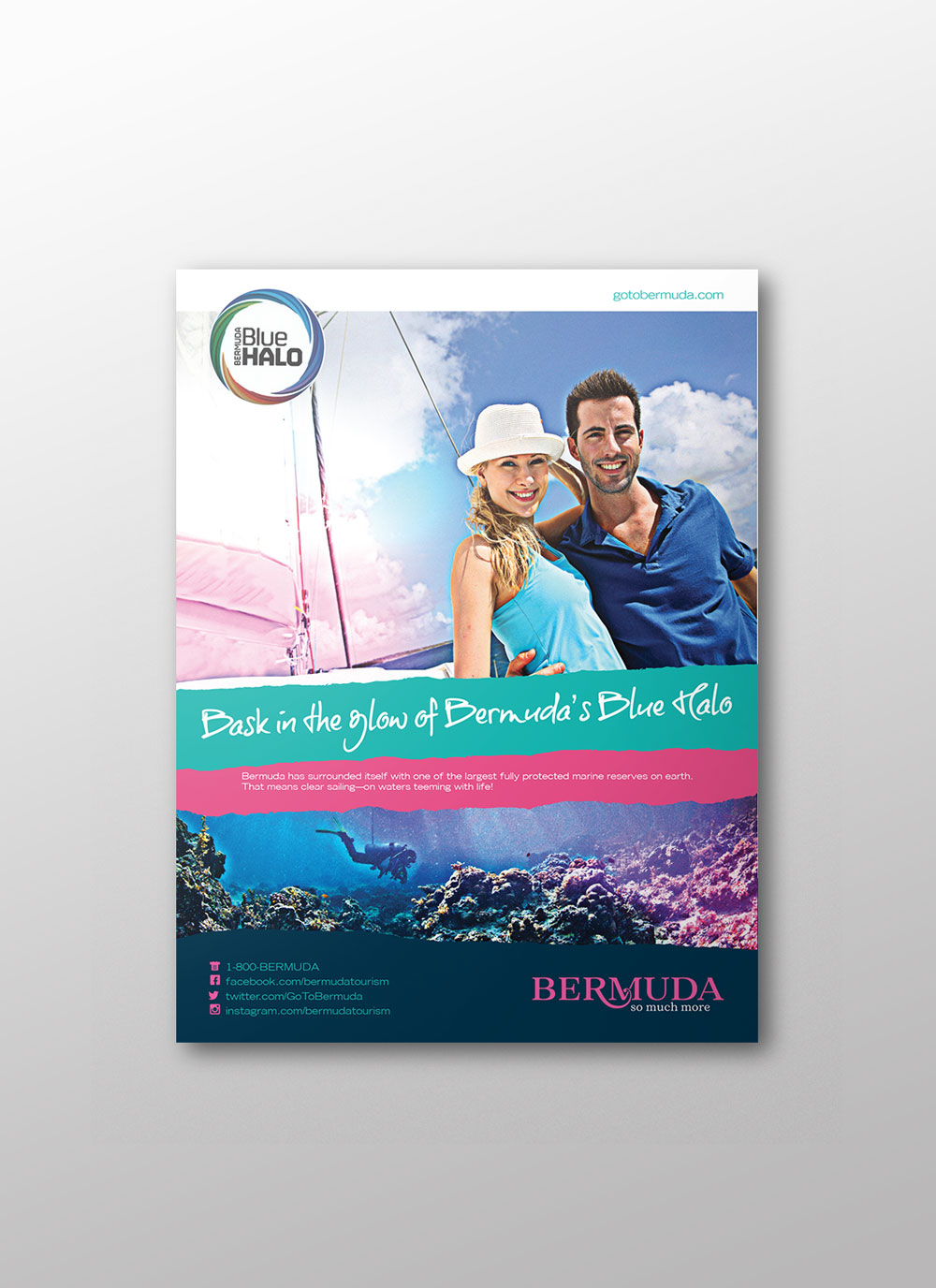 Bermuda Tourism Advertisement