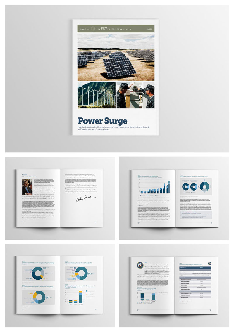 Power Surge report