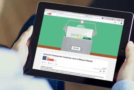 Animation: Economic Development Incentives