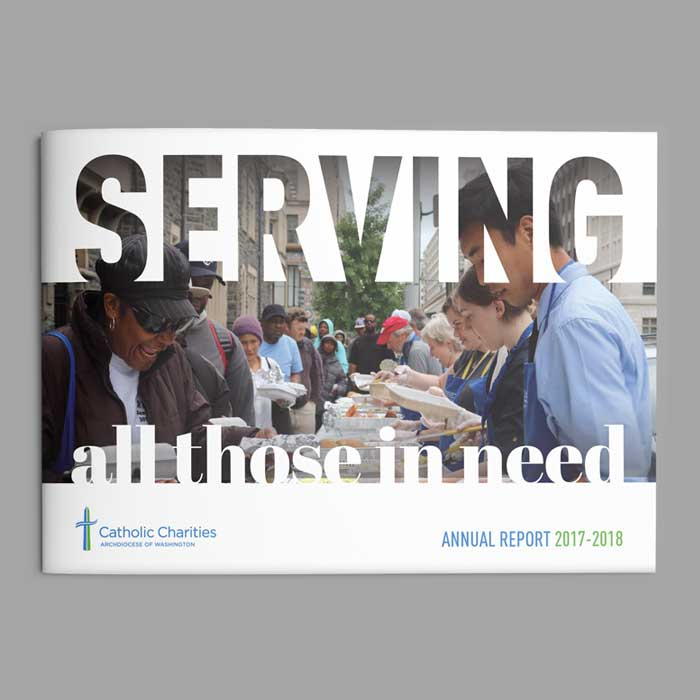 Catholic Charities 2018 Annual Report