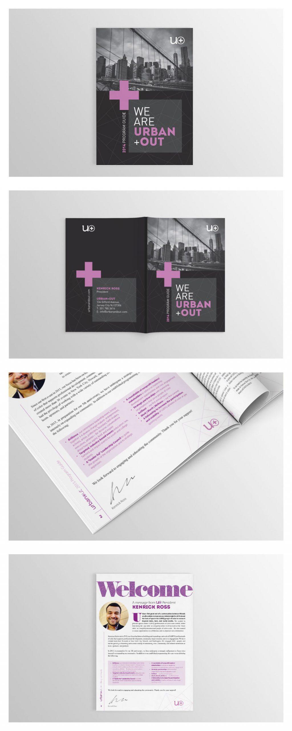U+O brochure