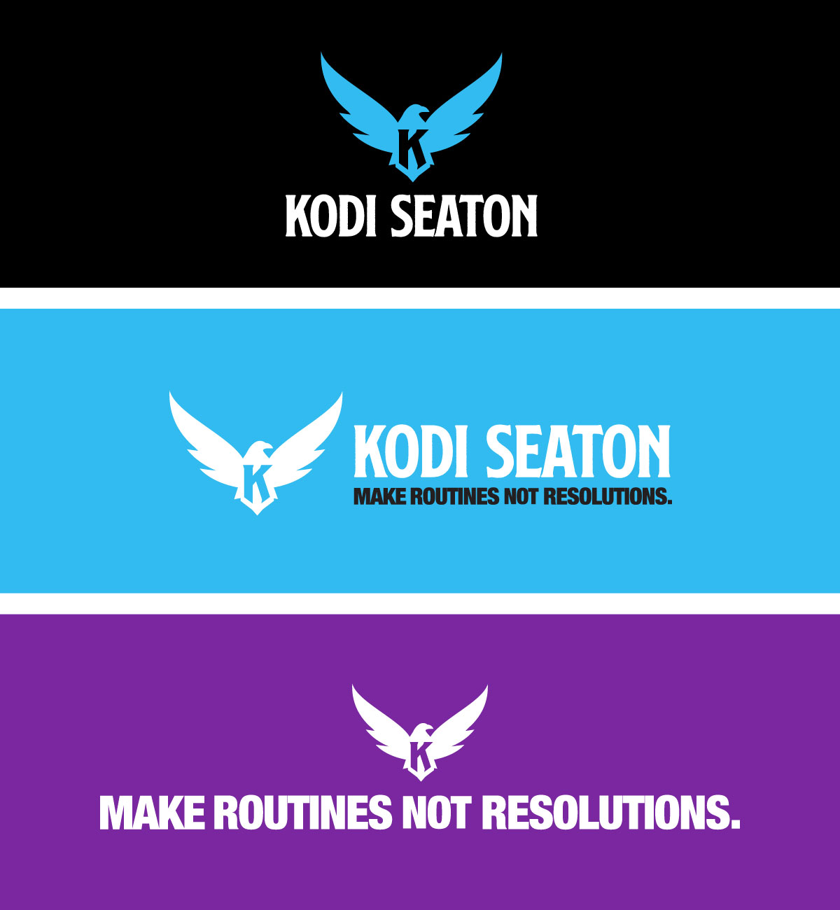 KodiSeaton.com logo